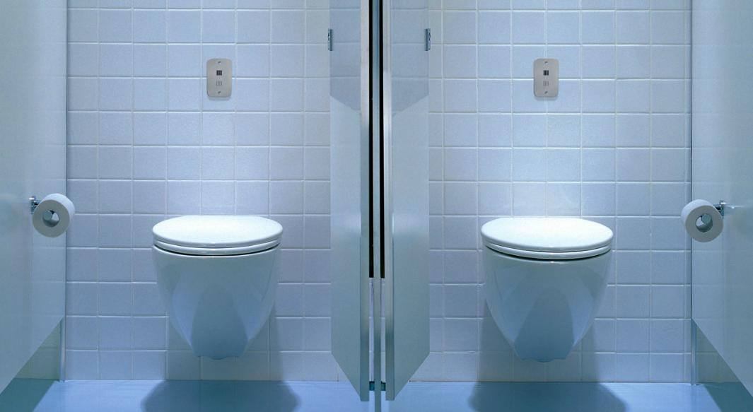 Commercial Toilets : ... bathroom Touch pad toilet Concealed toilet - Commercial Toilets
